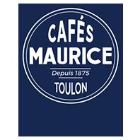 Cafés Maurice Logo
