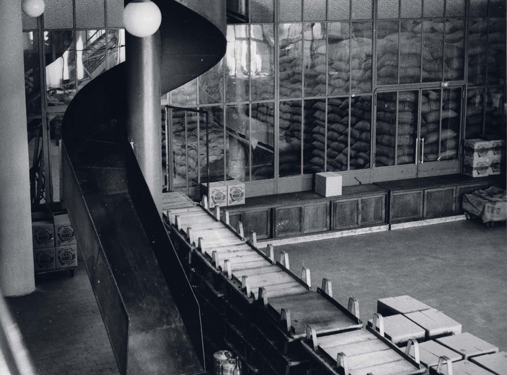 l'usine de Toulon des Cafés Maurice modernisée