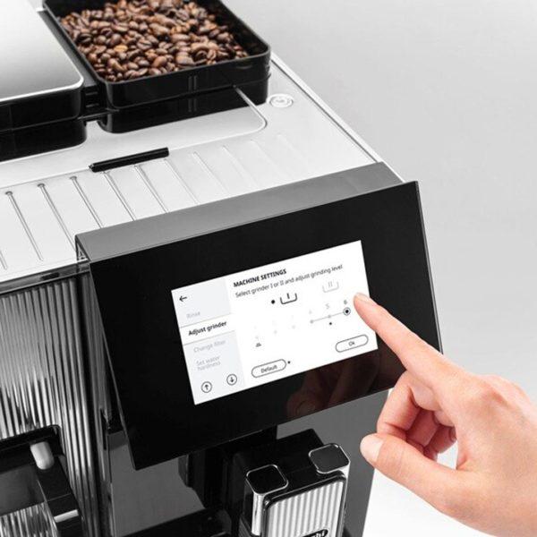 machine à café delonghi Maestosa EPAM 960 75 GLM