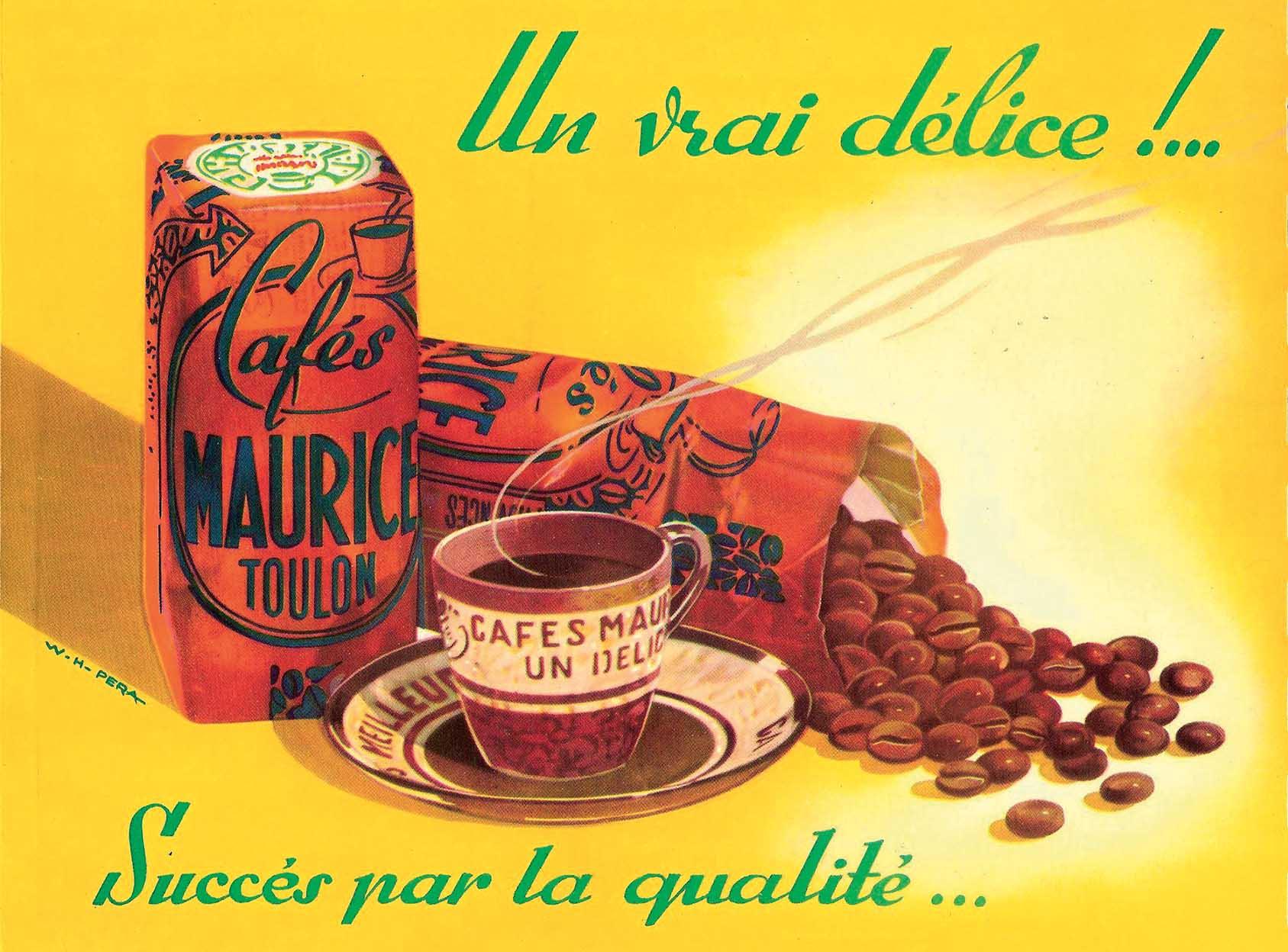 Un vrai délice Cafés Maurice