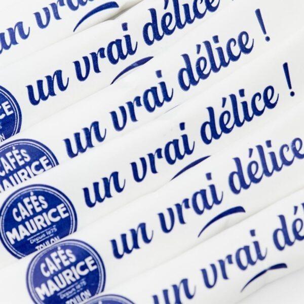 buchettes sucre blanc café Maurice