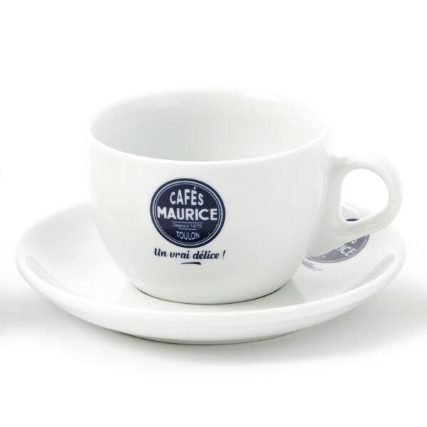 Tasses sous-tasses Cappuccino Barista 17 cl