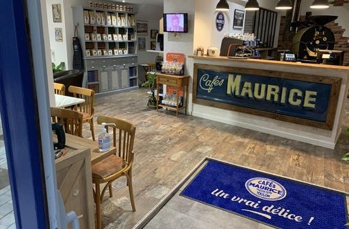 boutique cafés Maurice de Toulon