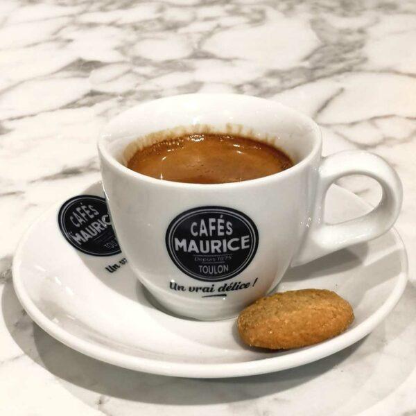ballotin biscuits cafés Maurice