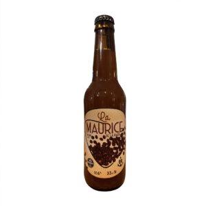 Bière La Maurice de la Rade 33 cl Cafés Maurice